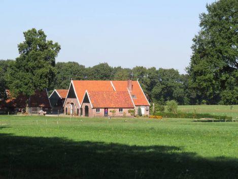 De Bosuil Vakantiebungalow Winterswijk buiten f
