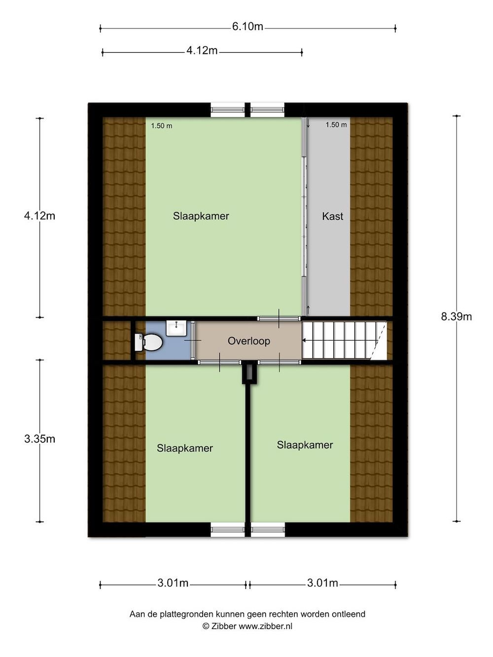 plattegrond_eerste_verdieping